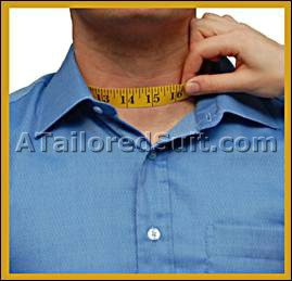 Male Neck Measurement
