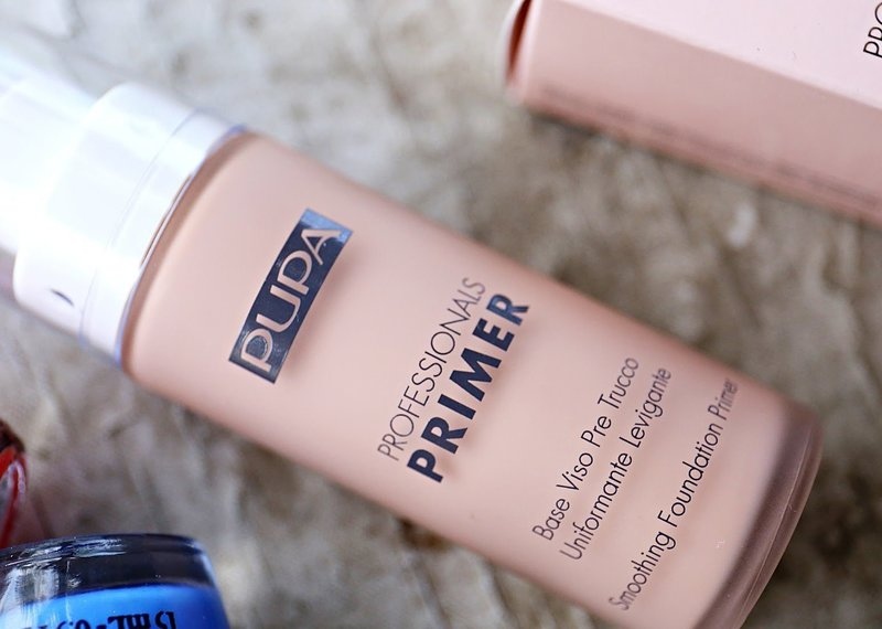 Pupa - Smoothing Foundation Primer