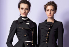 Moschino Donna fall/winter 13-14 пре-коллекция