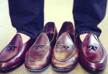 Классическая обувь для мужчин от Alessandro Bonimi