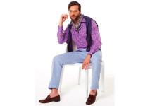 Мужские слаксы, джинсы и брюки Alessandro Bonimi