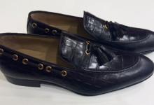 Новая коллекция осенней мужской обуви